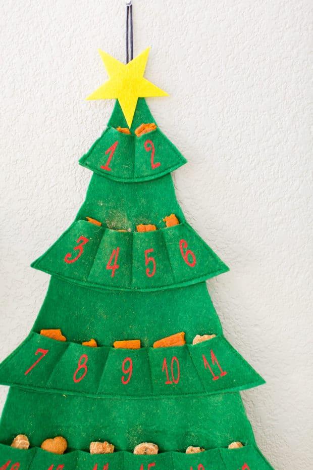 Doggie Christmas Advent Calendar