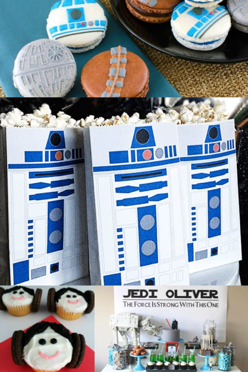 23 Star Wars Birthday Party Ideas You Will Love Spaceships And Laser Beams