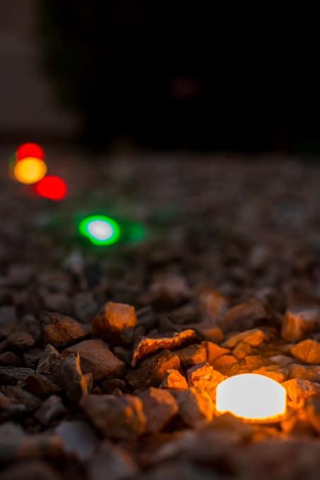 Enbrighten Mini Lights for Christmas Decorations