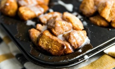 Monkey Bread Muffins in a Muffin Tin