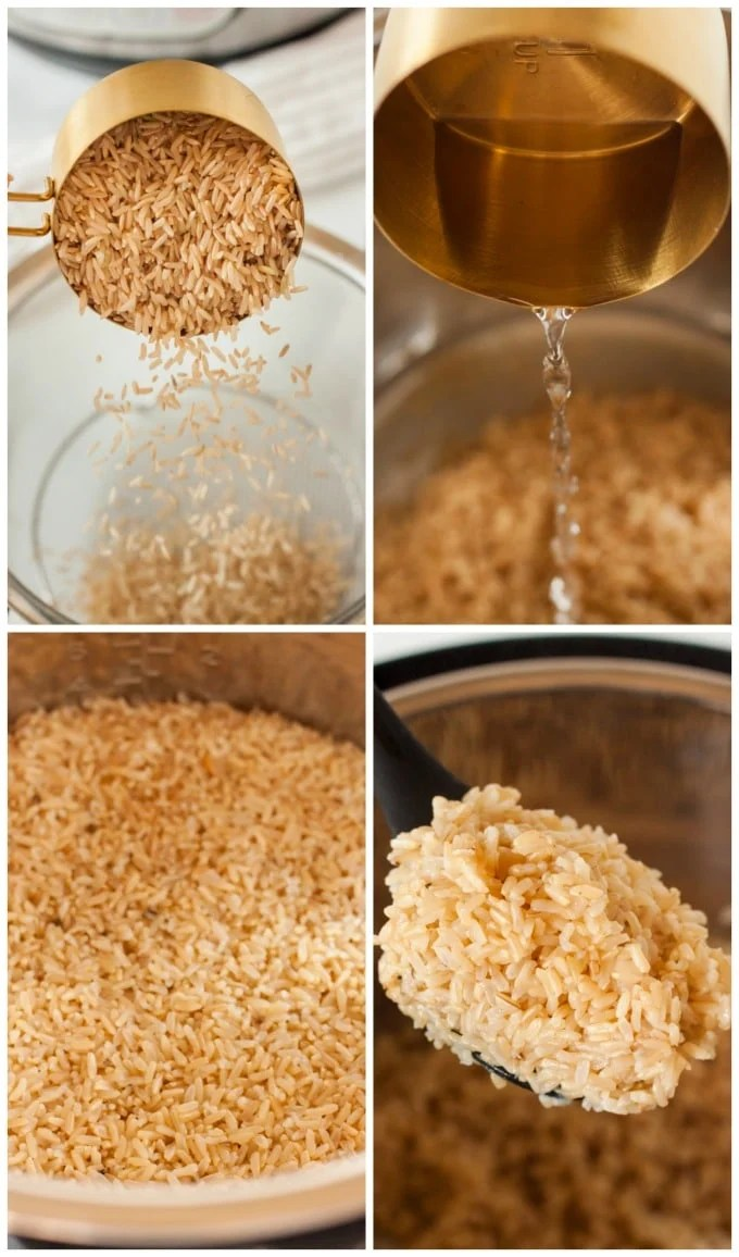 How to Make Brown Rice in the Instant Pot