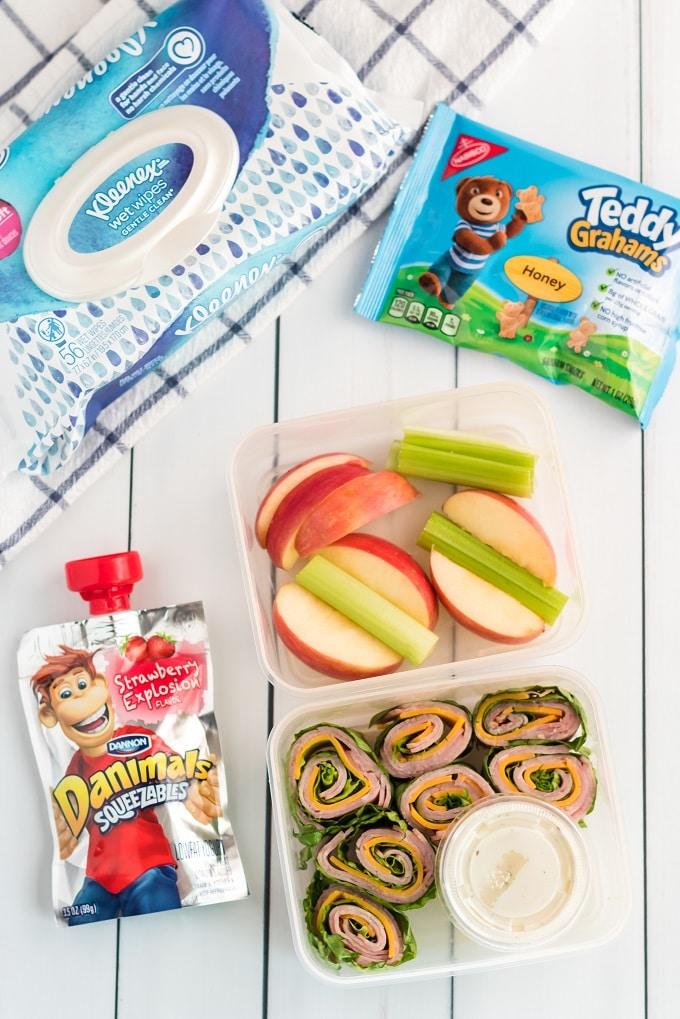 Easy Kid's Lunchbox Ideas