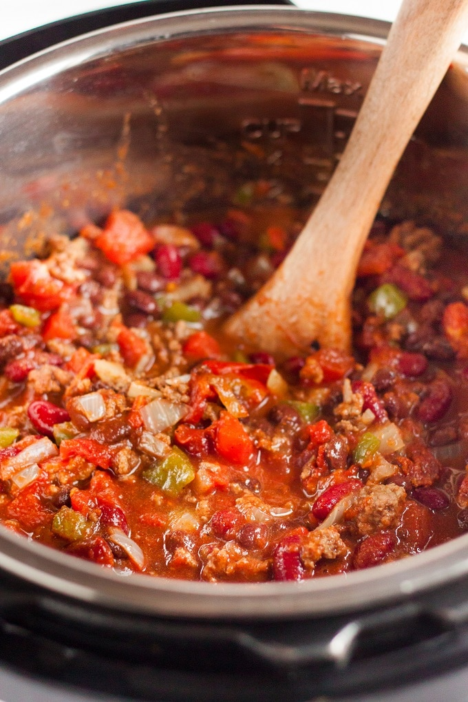 How to Make Instant Pot Chili