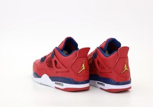 Кроссовки мужские Nike Air Jordan 4 Retro Se Fiba • Space Shop UA