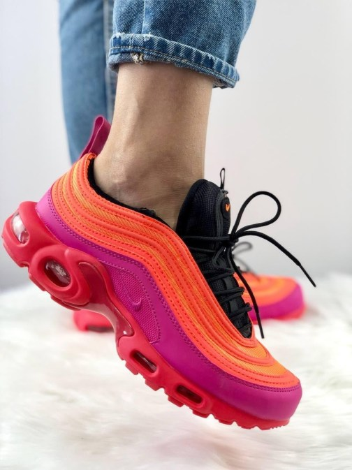 Кроссовки унисекс Nike Air Max TN Plus 97 Racer Pink • Space Shop UA