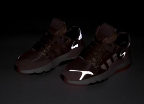 Женские кроссовки Adidas Nite Jogger Rose Gold • Space Shop UA
