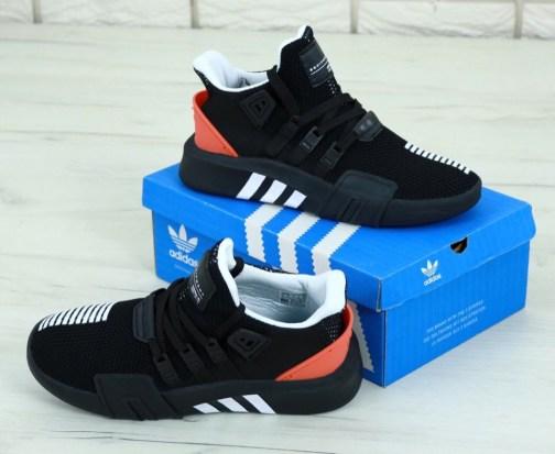 Мужские кроссовки Adidas EQT Bask Adv Bred • Space Shop UA