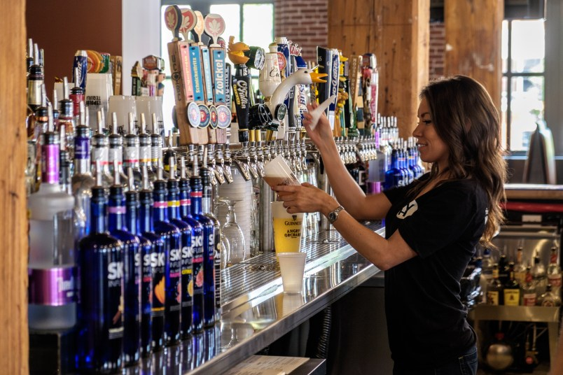Old favorites and local craft brews are on tap.