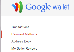 Add Remove Or Change Credit Card From Android Google Play Spacetech