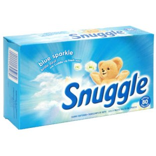 snuggle-dryer-sheets