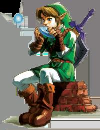 200px-Link_Ocarina