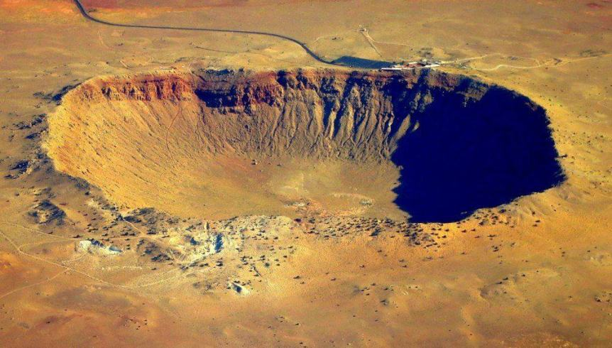 Impact Craters to Visit: Barringer Crater