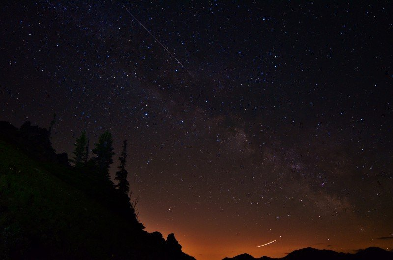 Where to Go Stargazing in Seattle