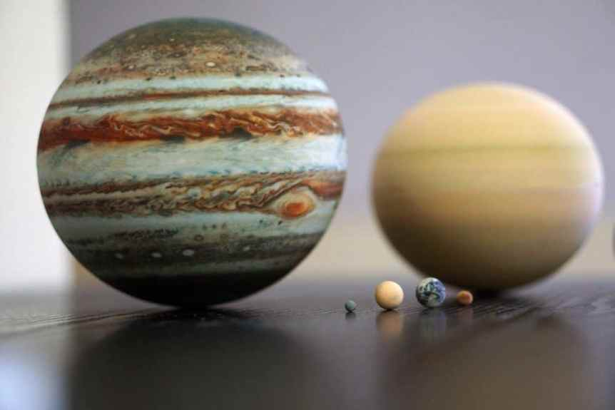 Space Gifts: Miniature Solar System