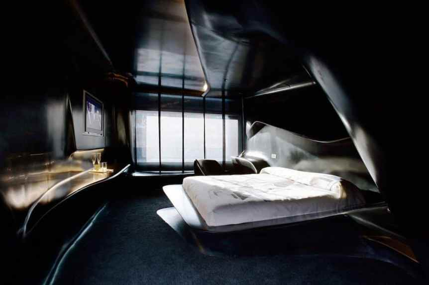 Space Themed Hotels: Silken Puerta America Madrid