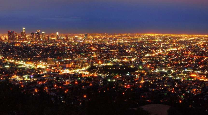 The 11 Best Places to Go Stargazing in Los Angeles ⋆ Space