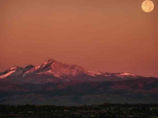 Stargazing in Denver