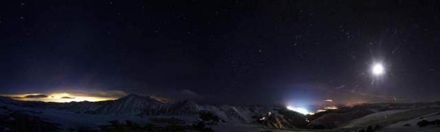 Stargazing near Denver