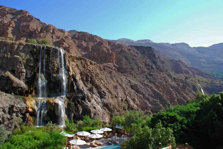 Stargazing in Jordan: Ma'In Hot Springs