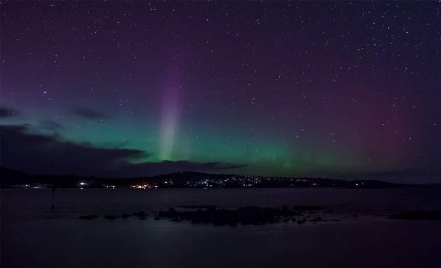 Aurora in Tasmania - Nubeena - Jenne - Flickr