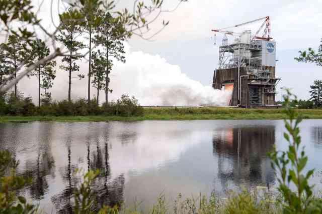 Stennis Space Center - NASA Marshall via Flickr