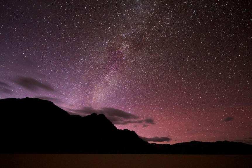 Stargazing near Las Vegas - Chao Yen via Flickr