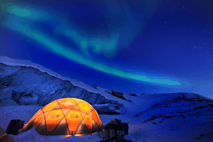 Northern Lights in Greenland - Kangerlussuaq - Greenland Travel via Flickr