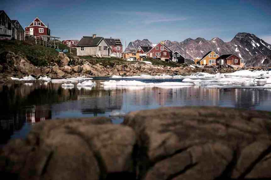 Northern Lights in Greenland - Mads Pihl - Visit Greenland