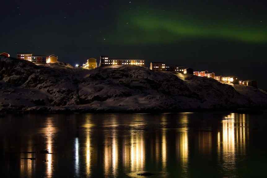 Northern Lights in Greenland - Sisimiut 2 - Greenland Travel via Flickr