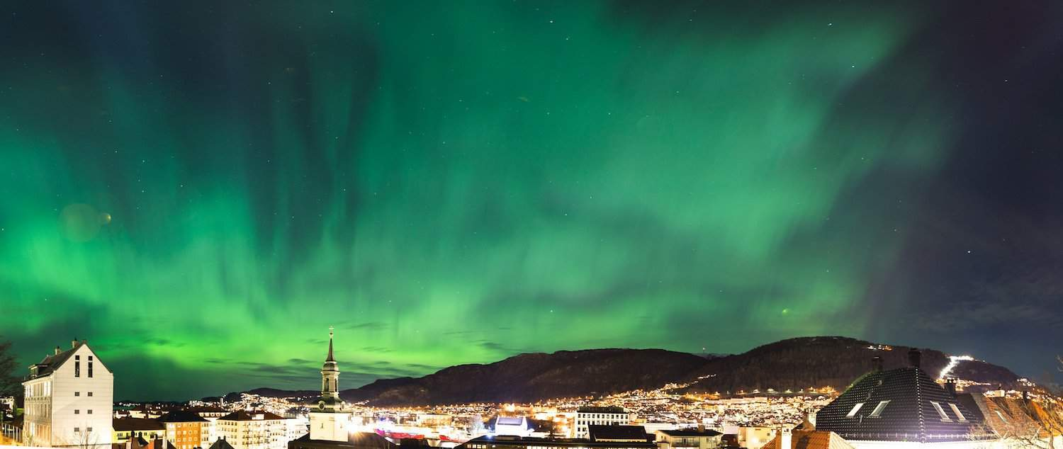 Can You See Northern Lights Bergen