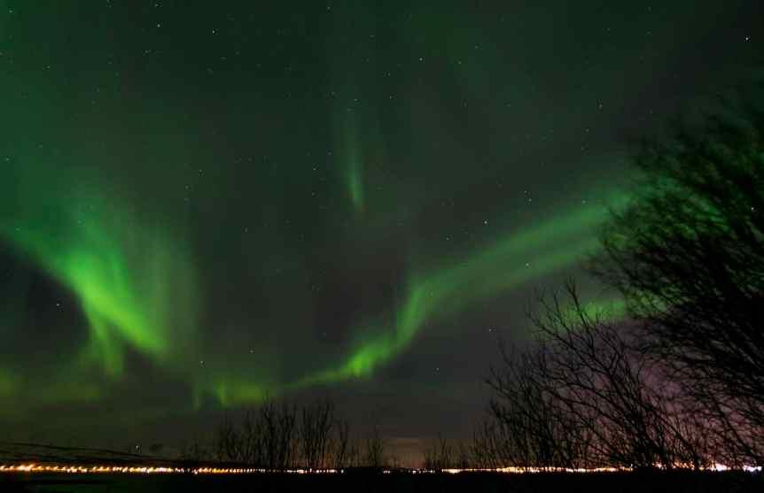 Northern Lights in Norway - Senja