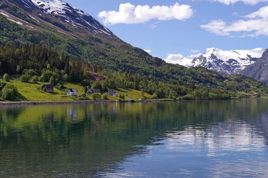Northern Lights in Norway - Spring