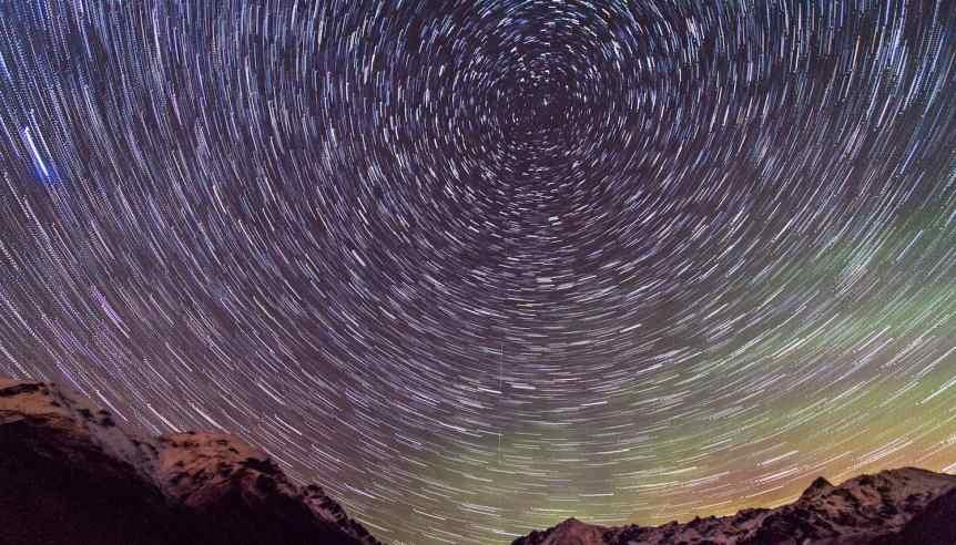 Stargazing near Anchorage - Independence Mine - Kevan Dee via Flickr
