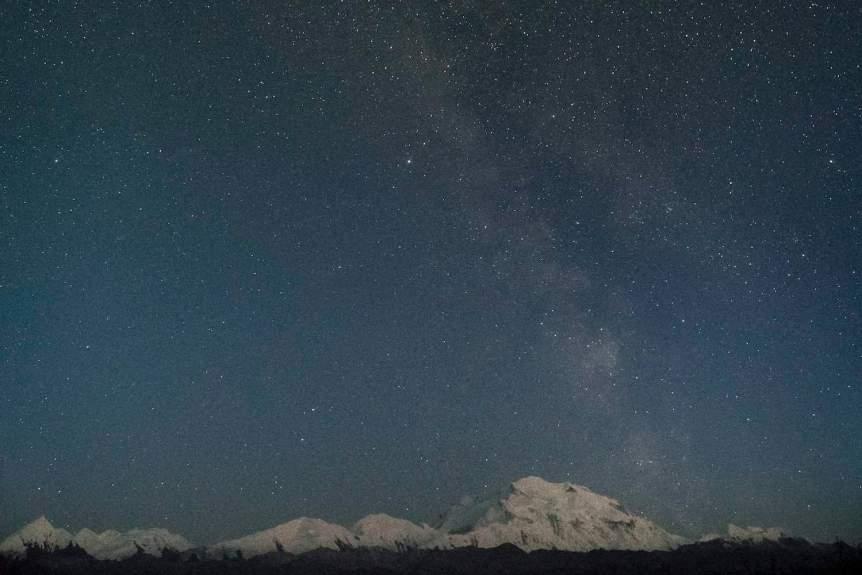 Stargazing near Anchorage - Sean Tevebaugh via Flickr