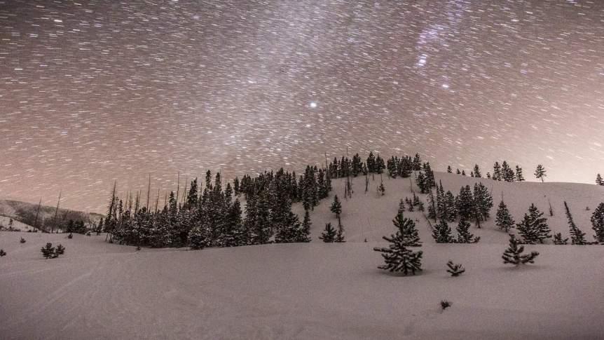 Stargazing near Salt Lake City - Devin Stein via Flickr
