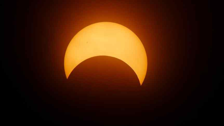 Total Solar Eclipse in Chile