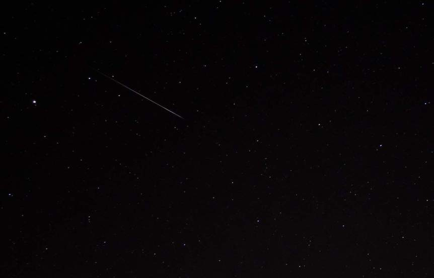 Night Sky Events September - Meteor Shower - Josh Beasley via Flickr