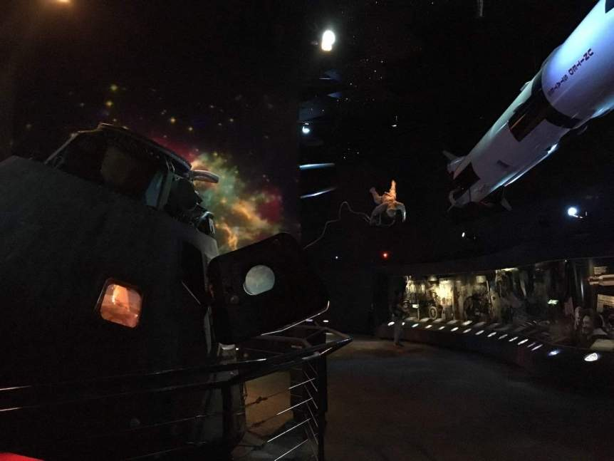 Starship Gallery at Space Center Houston