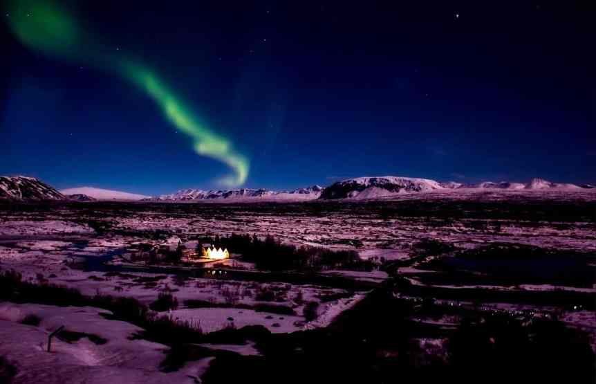 Where to See the Northern Lights in Iceland