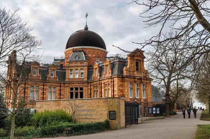 Royal Greenwich Observatory - Marc Czerlinsky via Flickr