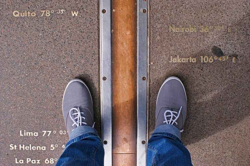 Royal Observatory Greenwich - Prime Meridian - Randi Hausken via Flickr