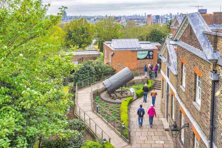 Royal Observatory Greenwich - Wei-Te Wong via Flickr