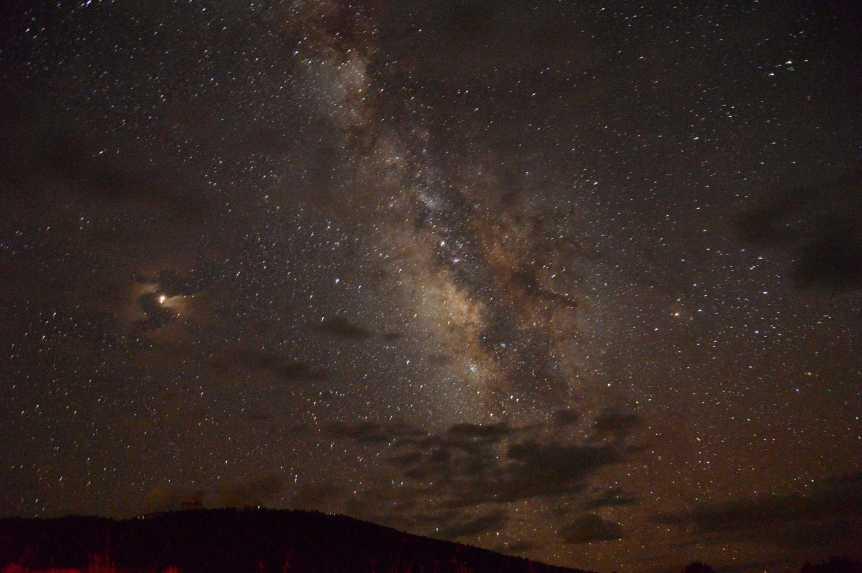 Stargazing in Houston