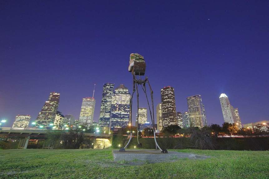Stargazing in Houston Featured