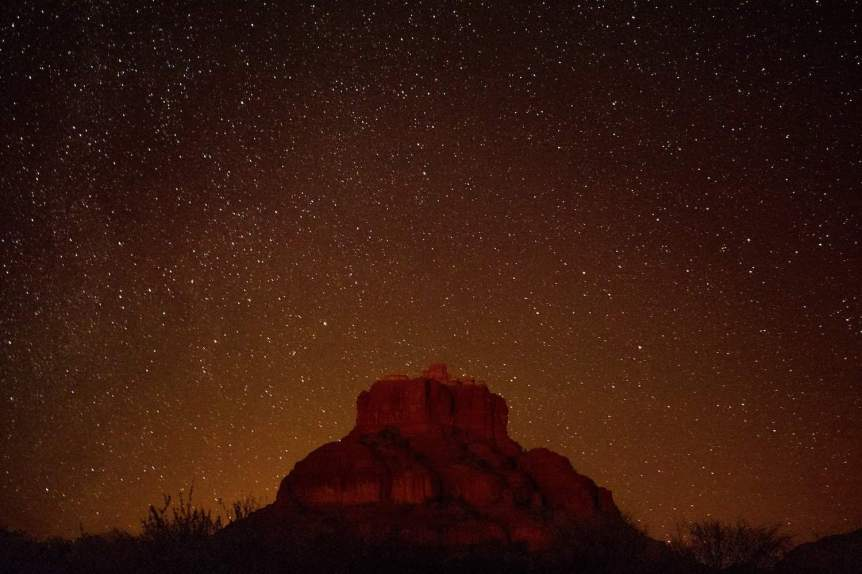 The Ultimate Guide to Stargazing in Sedona: When, Where