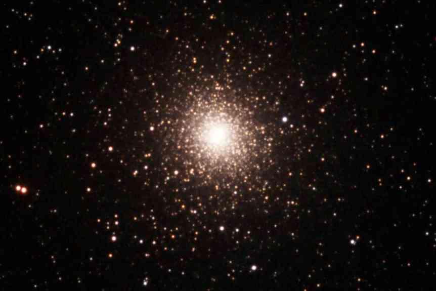 Night Sky in February - NGC 2808 - Yu-Hang Kuo via Flickr