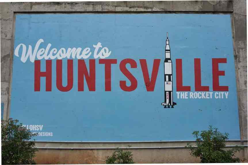 Space Camp - Huntsville