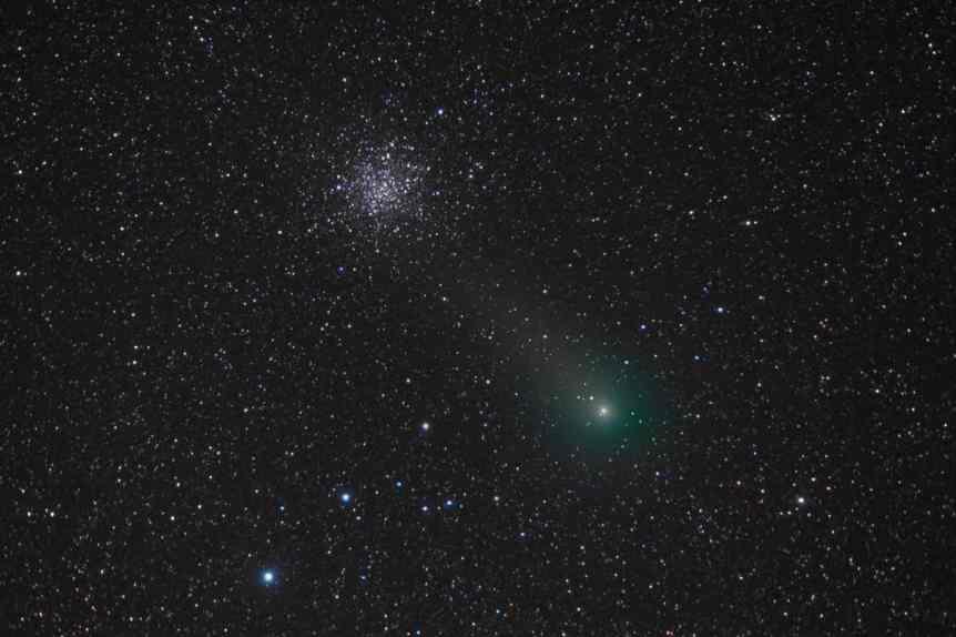 Comet Garradd - Ravenshoe Group via Flickr