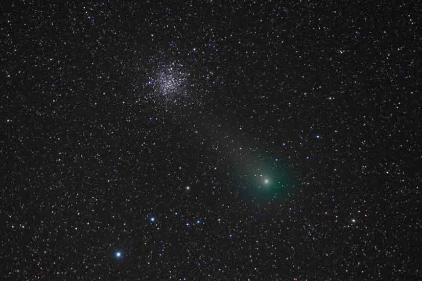 Comet Garradd - Ravenshoe Group via Flickr