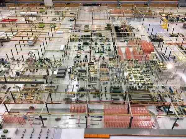 Michoud Assembly Facility - Model Room
